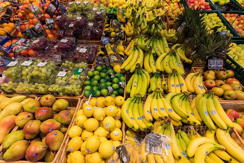 Obst und Gemüse in Allershausen