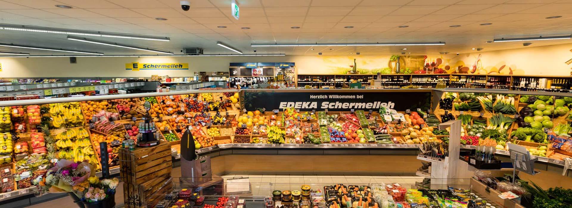 Obst und Gemüse bei EDEKA in Bergkirchen