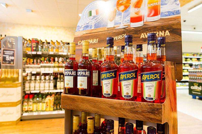 Wein und Spirituosen in Geisenfeld