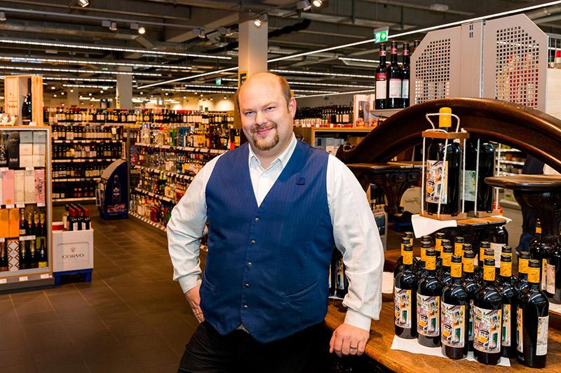 Daniel Schermelleh-Sandeck: Inhaber EDEKA Schermelleh